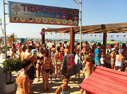 tropicana beach bagno 22