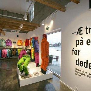 Norrona Outlet Store Langevåg