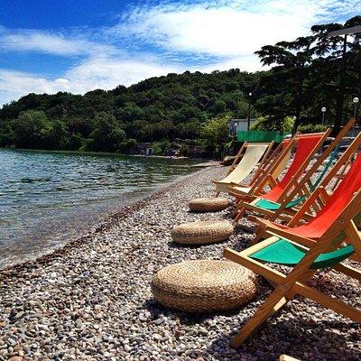 La spiaggia Madai