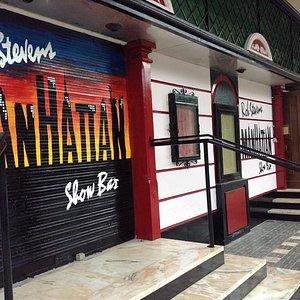 Rob Stevens Manhattan showbar