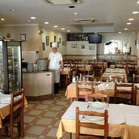 Aveiros Top Fish Restaurant and the Chef