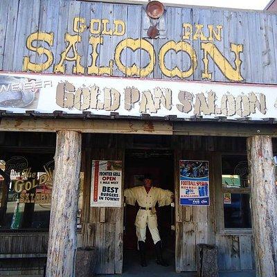 Gold Pan Saloon