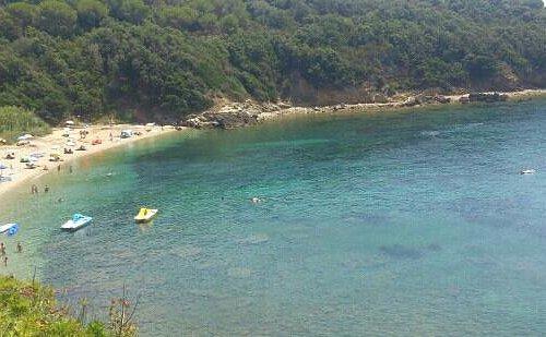 spiaggia di Barabarca