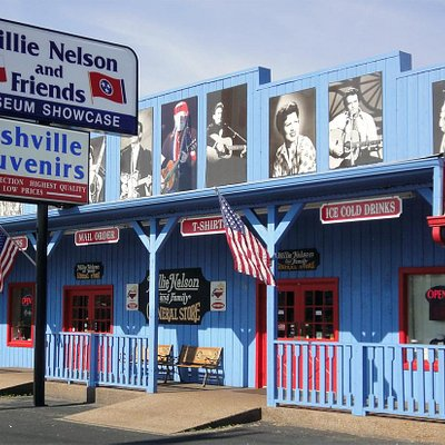 Willie Nelson and Friends Museum