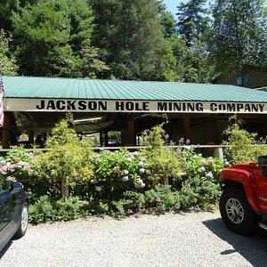 Jackson Hole Gem Mining!