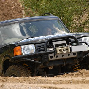 Off Road with Berkshire 4x4