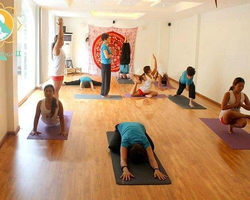 Zenith Yoga Studio