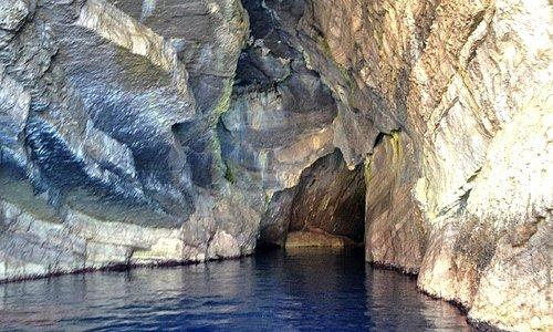 Marettimo grotta