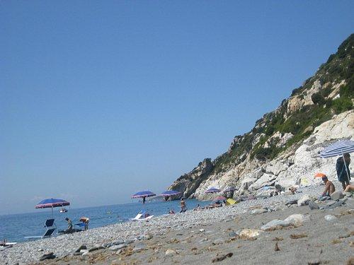 spiaggia di Colle Palombaia