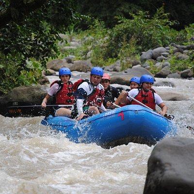 Rafting Rio Balsa adventure