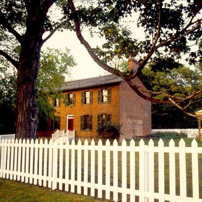 McFarland House exterior