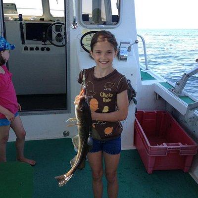 catching cod
