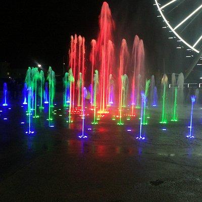 Otra vez la misma fuente....hermosa por sus colores