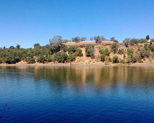 Lake Natoma on 7/13/2013.