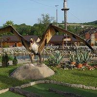 Park Rozrywki Dinolandia w Inwałdzie