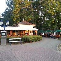 Csigaház, Balatonföldvár