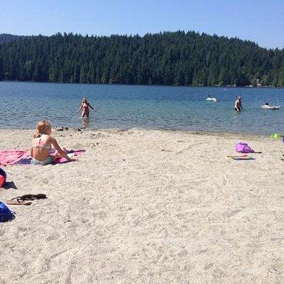 White Pine Beach