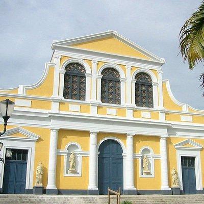 Cathédrale St Pierre St Paul de Pointe-à-Pitre
