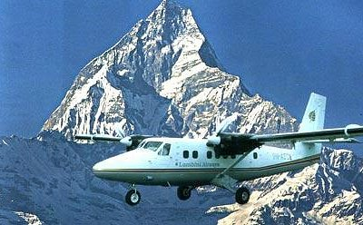 Mountain Flight Private day tours