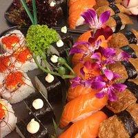 family party sushi set
