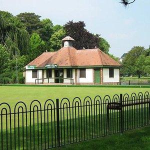 Bowls club house