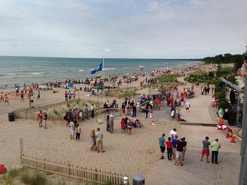Main Beach Grand Bend