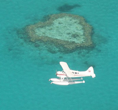 There was another seaplane when we viewed it!