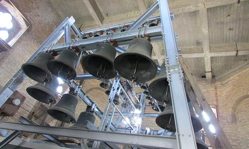 Bells in the Ypres Belfrey