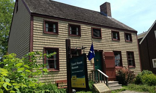Cossit House Museum, Sydney, NS