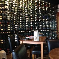 The Wine Wall