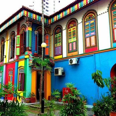 Little India = big colour