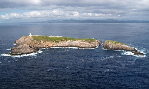 South Solitary Island, 18km offshore from Coffs Harbour, NSW