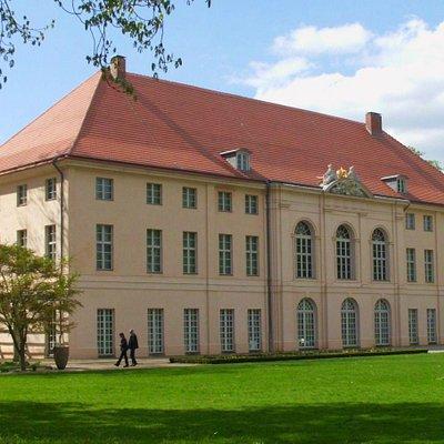 Schloß Schönhausen - Parkseite
