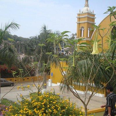 La Iglesia a distancia