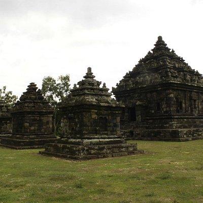 Hinduism Candi Ijo