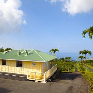 Ueshima Coffee (UCC Hawaii) Kona Coffee Estate