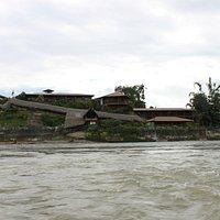 Casa del Suizo, Amazon