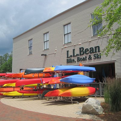 LL Bean's summer focus