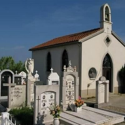 Susak Chapel of our lady of sorrows