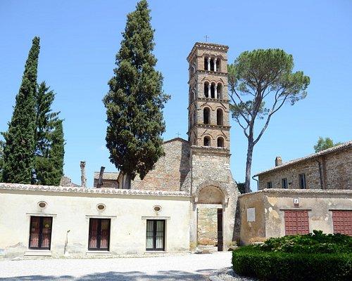 Santuario di vescovio Rieti