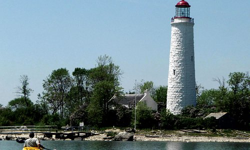 Visit picturesque Chantry Island.