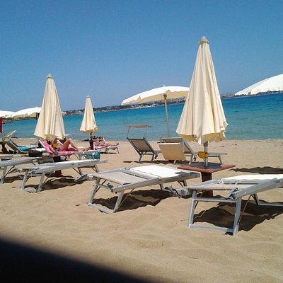 Aranella Beach