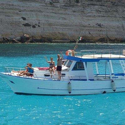 Barca Rosy