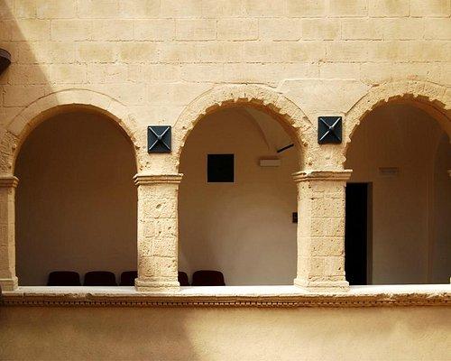 Chiostro del Convento delle Clarisse