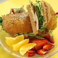 Italian Chicken Sandwich