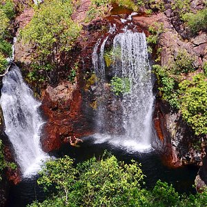 Florence Falls, Llitchfield National Park NT.