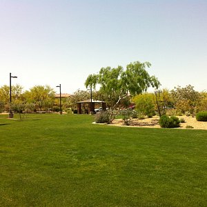 Partial View of the beautiful park