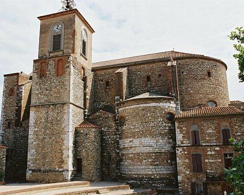 Eglise de Thuir