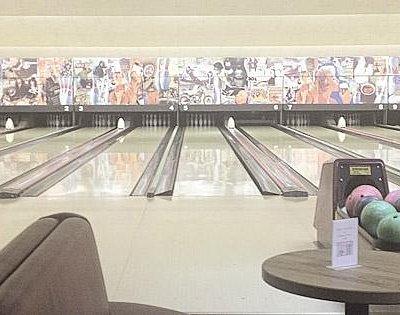 Bowlingbereich-10 Bahnen