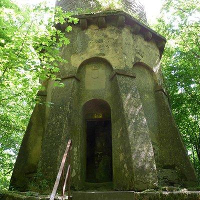 Tower on the Katzenbuckel
